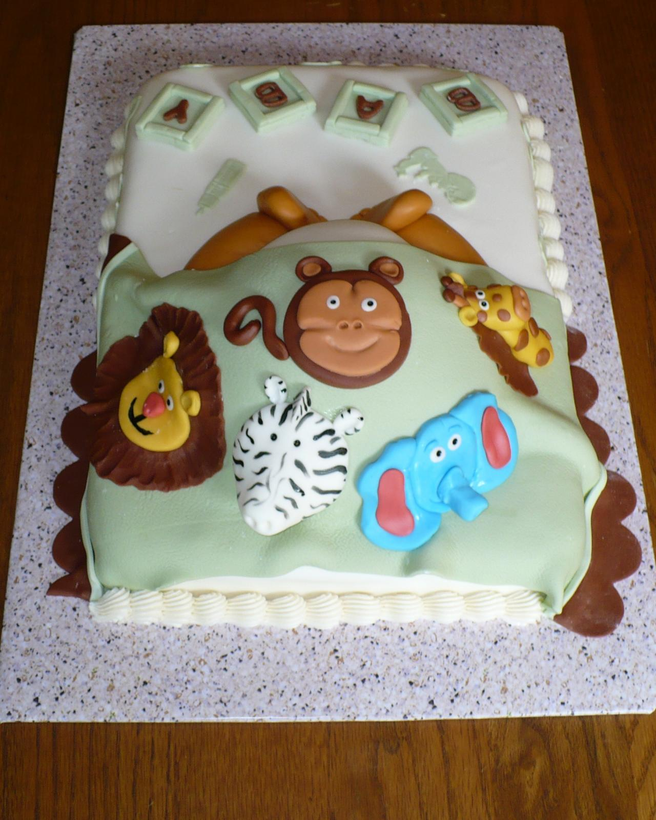 Sugar Lump Cakes Animal Cakes